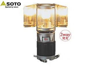 SOTO/ソト STG-28 G-ランプ・スプレッド 【ライター用ガス使用】