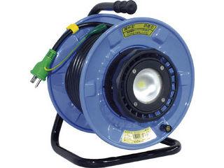 NICHIDO/日動工業 防雨・防塵型LEDライトリール SDWE2210W