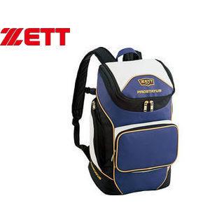 ZETT/ゼット BAP417-2011 プロステイタスデイパック 【約40L】 (ブロンズブルー×ホワイト)