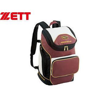 ZETT/ゼット BAP417-6011 プロステイタスデイパック 【約40L】 (エンジII×ホワイト)