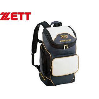 ZETT/ゼット BAP417-1130 プロステイタスデイパック 【約40L】 (ホワイト×ダークネイビー)