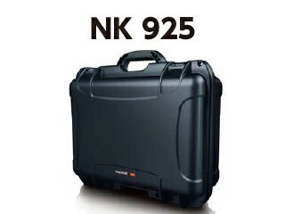 TAKACHI/タカチ電機工業 防水キャリングケース内装スポンジ付タイプ ブラック NK925BS