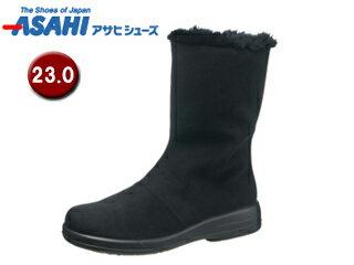 ASAHI/アサヒシューズ AF39451-1 トップドライ ゴアテックス レディースブーツ 【23.0cm・3E】 (ブラック)