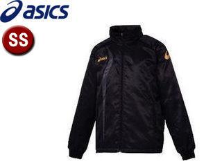 asics/アシックス XAW150-9091 ジャムジーAS2ブレーカージャケット【SS】 (ブラック×カーボン)