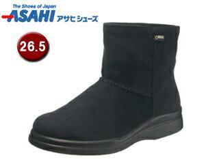 ASAHI/アサヒシューズ AF39491 TDY3949 トップドライ ゴアテックス メンズブーツ 【26.5cm・4E】 (ブラック)