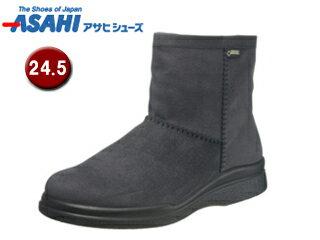 ASAHI/アサヒシューズ AF39497 TDY3949 トップドライ ゴアテックス メンズブーツ 【24.5cm・4E】 (グレー)