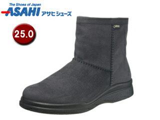 ASAHI/アサヒシューズ AF39497 TDY3949 トップドライ ゴアテックス メンズブーツ 【25.0cm・4E】 (グレー)