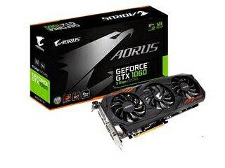 GIGA-BYTE AORUSシリーズ Geforce GTX1060搭載グラフィックボード GV-N1060AORUS-6GD Rev2