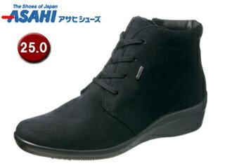 ASAHI/アサヒシューズ AF39571 TDY3957 トップドライ ゴアテックス ショートブーツ 【25.0cm・3E】 (ブラック)