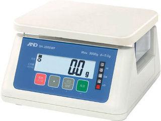A&D/エー・アンド・デイ デジタル防水��り 6000g SH6000WP
