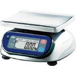 防塵防水デジタルはかり(検定付・4区) SK1000IWP-A4 A&D(エー・アンド・デイ)