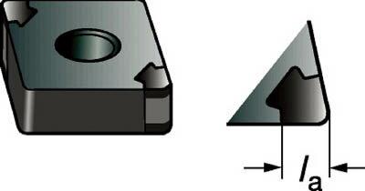 T-Max 旋削用CBNチップ 5個 CNGA120408S01530B SANDVIK(サンドビック)