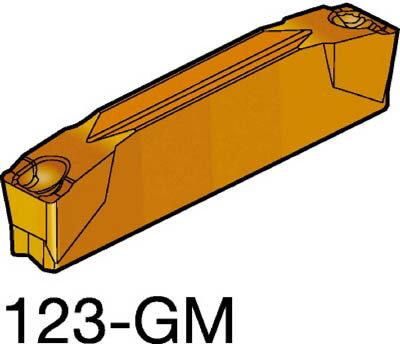 コロカット2 突切り・溝入れチップ 1125 10個 N123K2-0600-0004-GM 1125 SANDVIK(サンドビック)