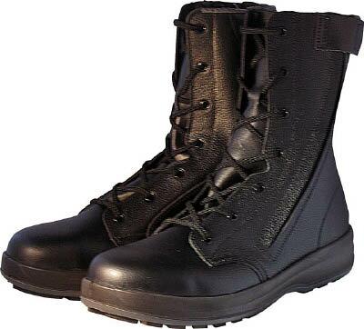 安全踏抜入 長編上静電靴 WS33HiFR 27.5cm WS33HIFR-27.5 シモン(Simon)