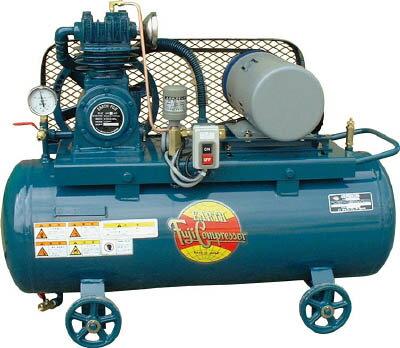【直送】【代引不可】汎用型空冷コンプレッサー 0.75kW FS-07NMS-6 富士製砥