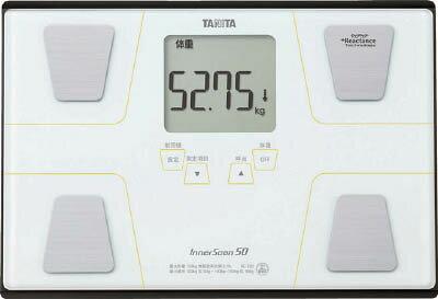 体組成計 インナースキャン50 BC-320-WH TANITA(タニタ)