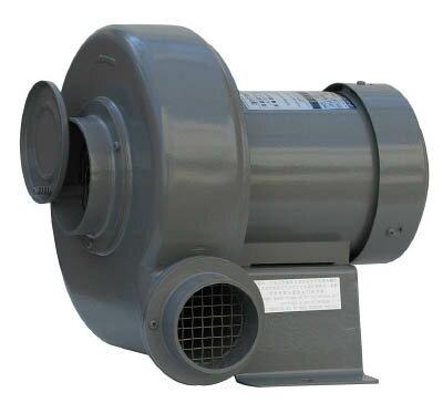 プレート型電動送排風機 全閉外扇型 0.2kW N4 淀川電機