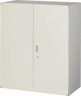 【直送】【代引不可】U型壁面書庫 両開き H1050 ホワイト UHW-11 TRUSCO(トラスコ)
