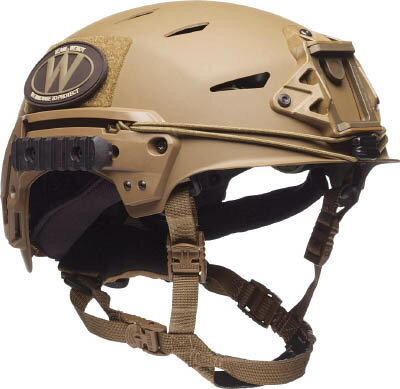 Exfil カーボンヘルメット Zorbiumフォームライナ 71-Z32S-B31 TEAM WENDY