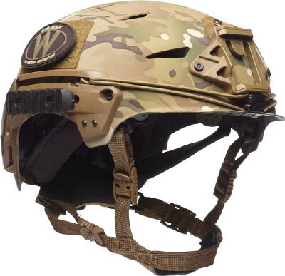 Exfil カーボンヘルメット Zorbiumフォームライナ 71-Z42S-B31 TEAM WENDY