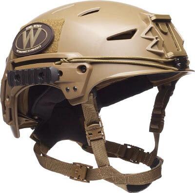 Exfil LTP ヘルメット コヨーテブラウン サイズ1 72-31S TEAM WENDY