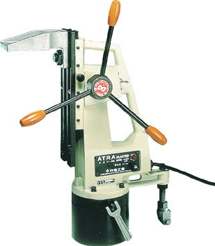 【直送】【代引不可】アトラマスター 電気ドリル取付タイプ 21mm M-210B 日東工器