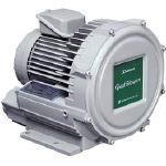 【直送】【代引不可】電動送風機 渦流式高圧シリーズ ガストブロアシリーズ 0.4kW U2V-40S 昭和電機