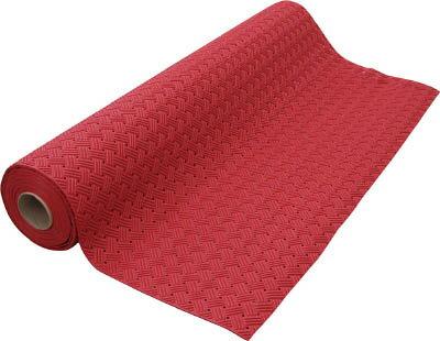 【直送】【代引不可】ダイアマットグリッド 920mm幅x10m 赤色 DMGRA-9203 トーワ
