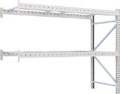 【直送】【代引不可】重量パレット棚 2トン用 2500×1000×H2000 連結 2D-20B25-10-2B TRUSCO(トラスコ)