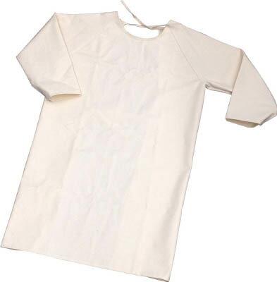 難燃加工綿保護具 袖付前掛け Lサイズ TBK-SMK-L TRUSCO(トラスコ)