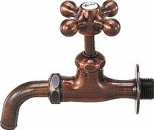 カクダイ(KAKUDAI) カラー万能ホーム水栓(凍結防止つき) 寒冷地用 701-529-13
