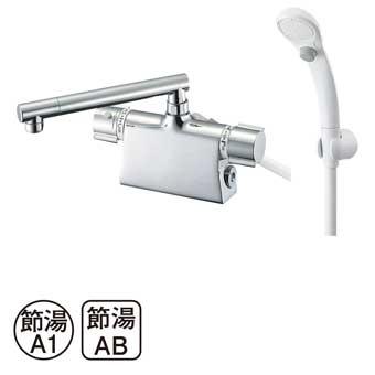 三栄水栓(SAN-EI) column サーモデッキシャワー混合栓 SK7850DT2