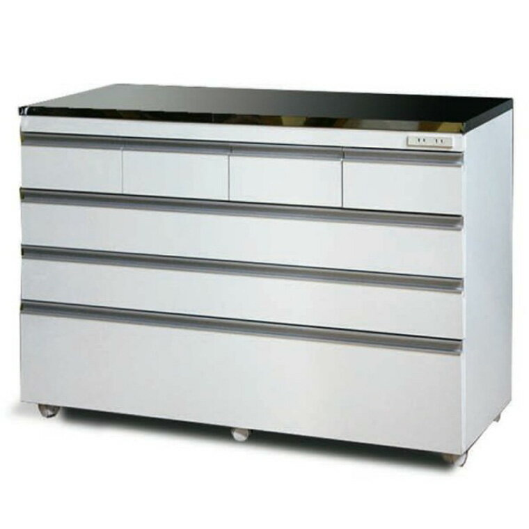 クール cool キッチンカウンター 1200S W1205×D436×H850mm 【協栄産業】【送料無料】