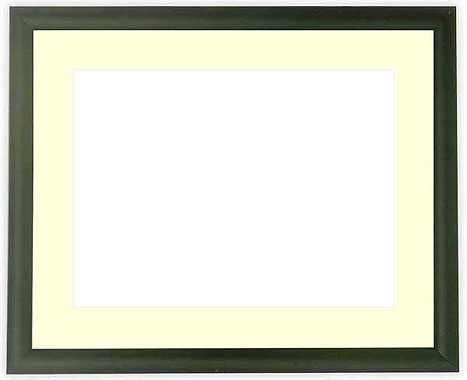 【送料無料】写真用額縁 713/黒 写真全紙(560×457mm)専用【写真額】☆前面ガラス仕様☆マット付き【写真額縁】