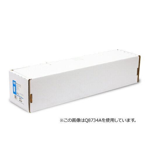 【送料無料】 Q8736A HP Hahnemuhle テクスチャファインアート紙 (Textured Fine Art Paper) 265gsm 610 mm x 10.7 m (24 in x 35 ft)