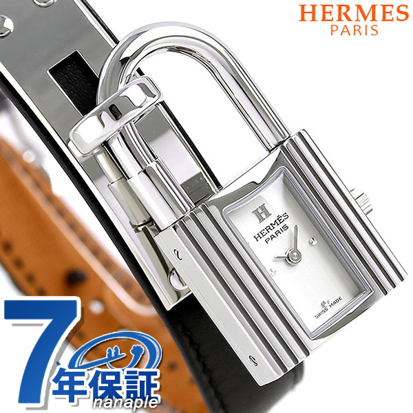 【今ならショッパー プレゼント♪】028009WW00 エルメス ケリー 20mm スイス製 レディース HERMES 腕時計 新品