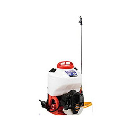 【工進】噴霧器 高圧式エンジン動噴10L【ES-10P タンク容量:10L ホワイト】