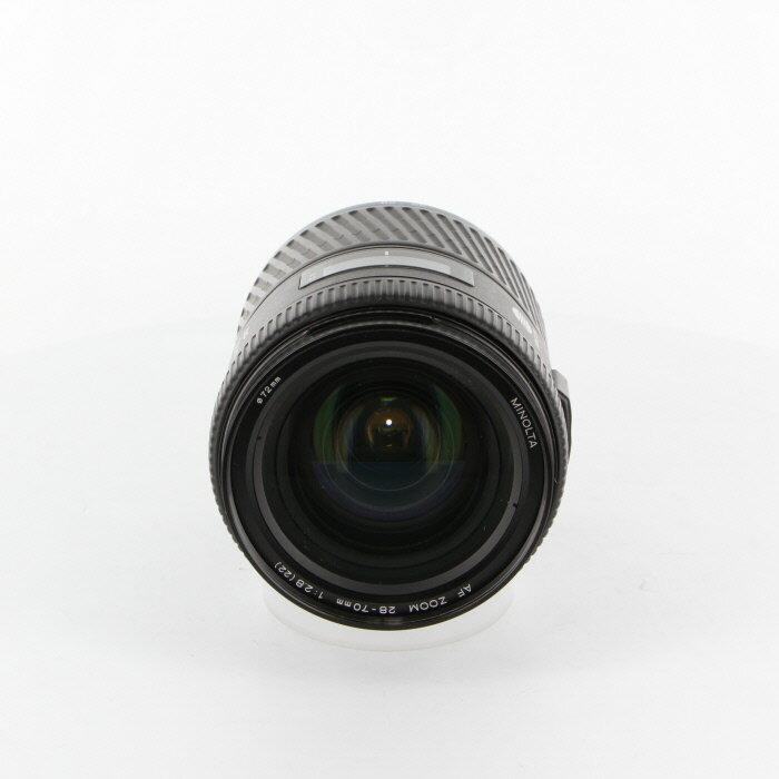 【中古】【B】中古 ミノルタ AF 28-70/2.8 G ランク:B【AFレンズ】【中古カメラ】【中古レンズ】【中古鉄道模型】