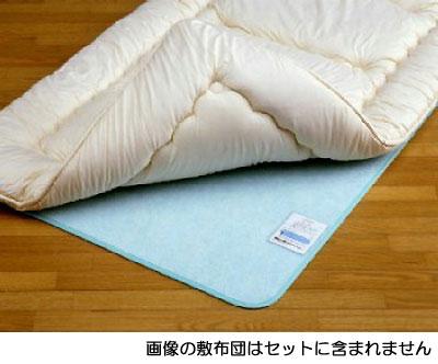 【日本製 マット】ふとんに溜まった湿気を吸収するマット クィーン