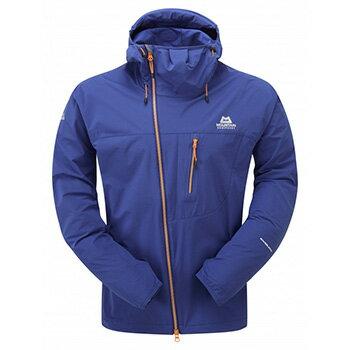 マウンテンイクイップメント(Mountain Equipment) Squall Hooded Jacket M コバルト 413191