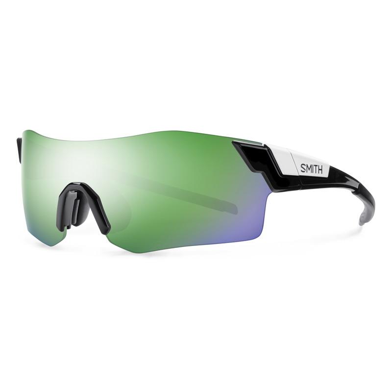 SMITH(スミスオプティックス) PIVLOCK ARENA BLACK Green Sol-X.Ignitor.Clear 205000302