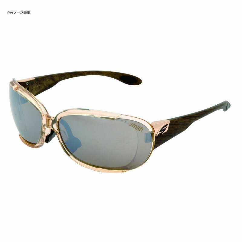 SMITH(スミスオプティックス) BAZOO C TAN WOOD Polar Brown&Platinum 240000701