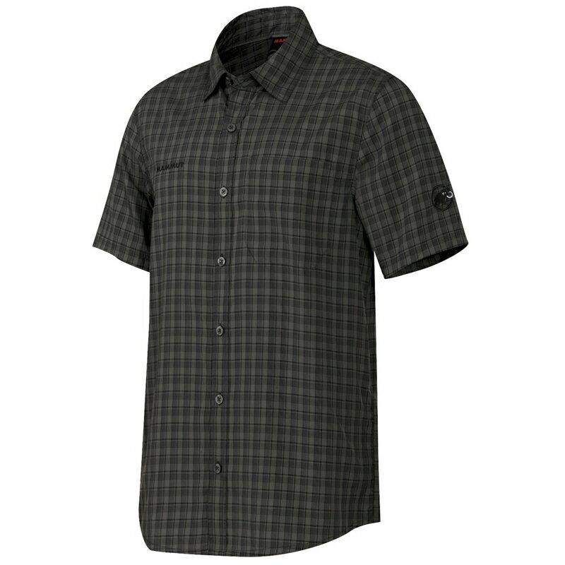 MAMMUT(マムート) Lenni Shirt Men's S 5695(shadow×graphite) 1030-01830