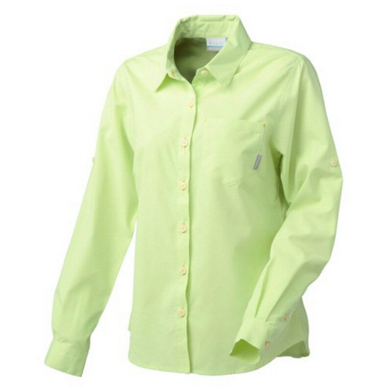 Columbia(コロンビア) WATERVAL BOVEN WOMEN'S R FIT LONG SLEEVE SHIRT S 783(SPRING YELLOW) PL7954