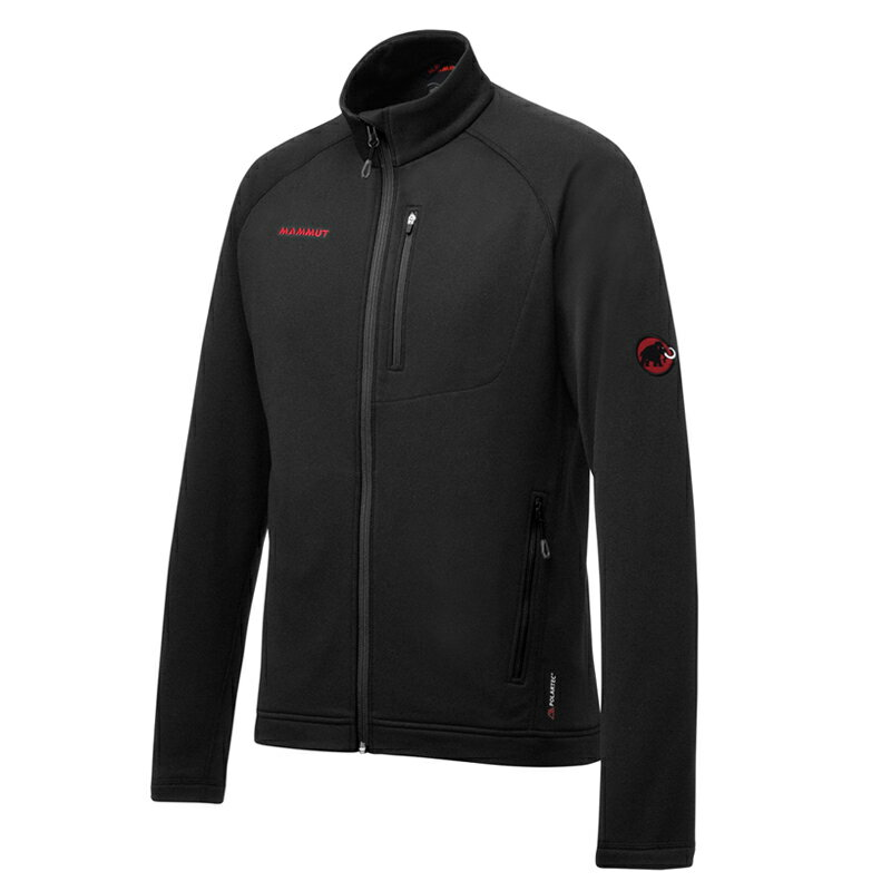 MAMMUT(マムート) TRAIL Jacket Men's L 0001(black) 1010-23030