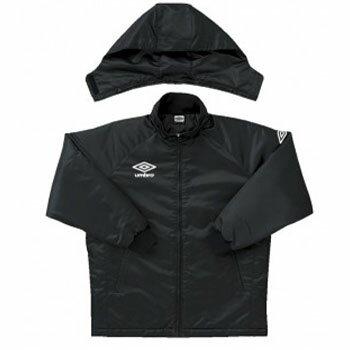 UMBRO(アンブロ) UAA4010 ウォーマージャケット O BLK(ブラック)
