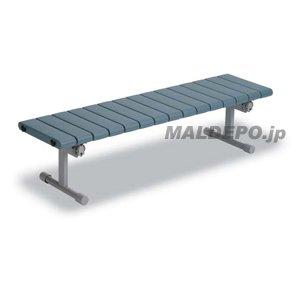 QuickStep(ベンチ)1500 ブルー/背なし/1/4904771793801/BC3101153
