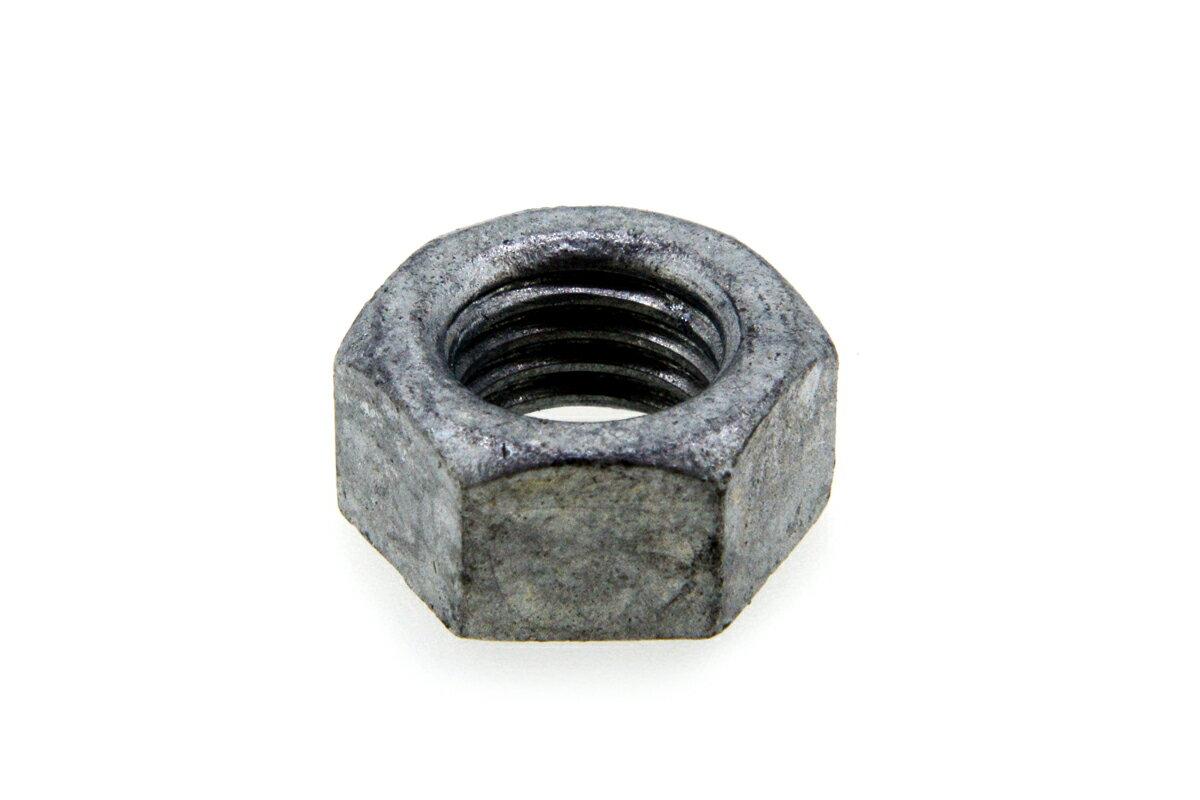 鉄/ドブ 六角ナット [1種]M68 【 お得セット : 10個入り 】