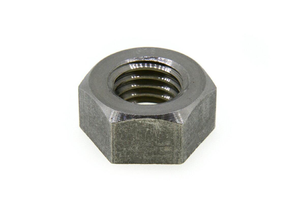 SUS316/生地 六角ナット [1種] 切削加工M27 【 小箱 : 1箱/21個入り 】