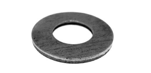 ステンレス/茶ブロンズ (GB) 丸ワッシャー [特寸] (公差: 12.5+0.3)12.5×28×1.5 【 小箱 : 1箱/400個入り 】